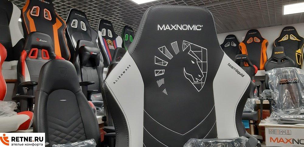 MAXNOMIC игровые кресла максномик