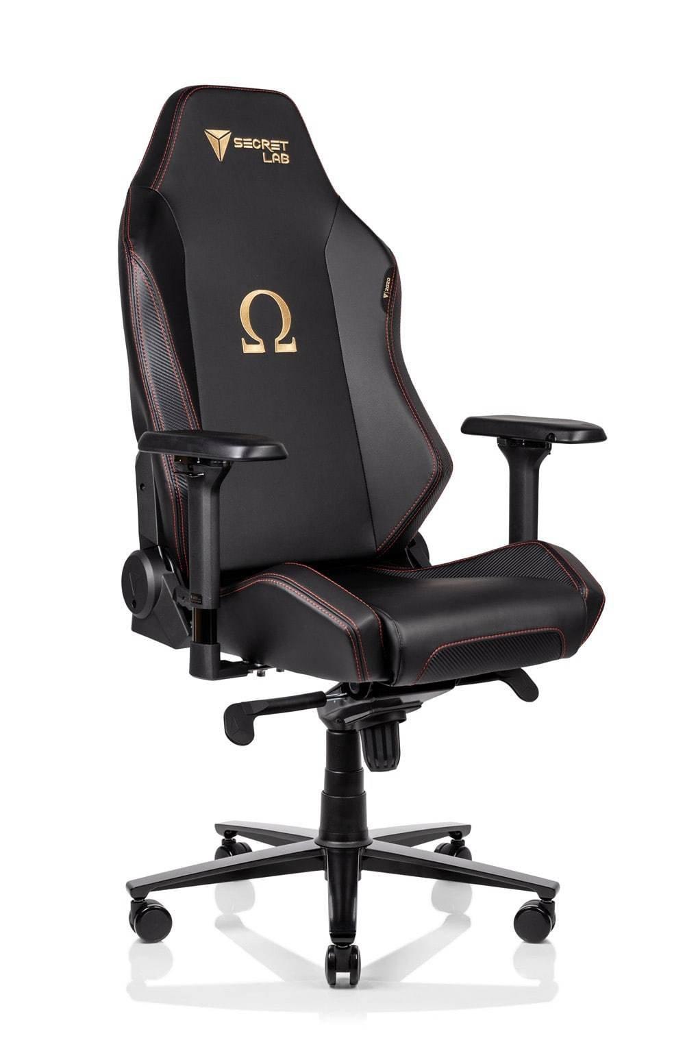 игровое кресло Секретлаб омега карбон