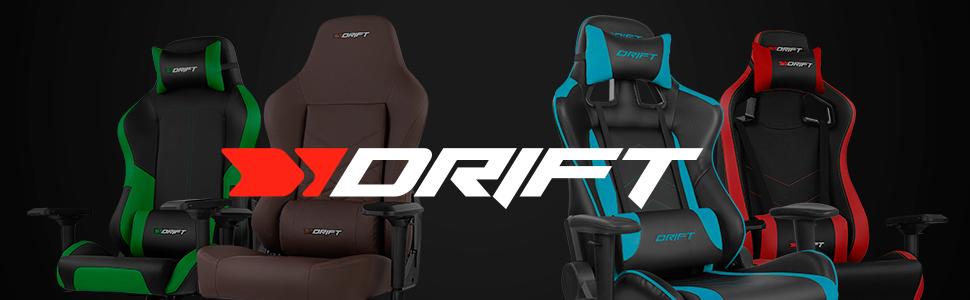 DRIFT - игровые кресла.