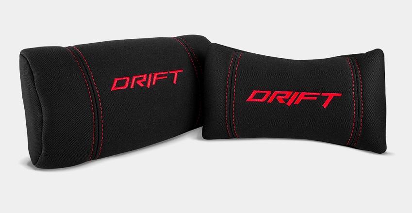 gaming-chair-DRIFT-DR подушки для кресла