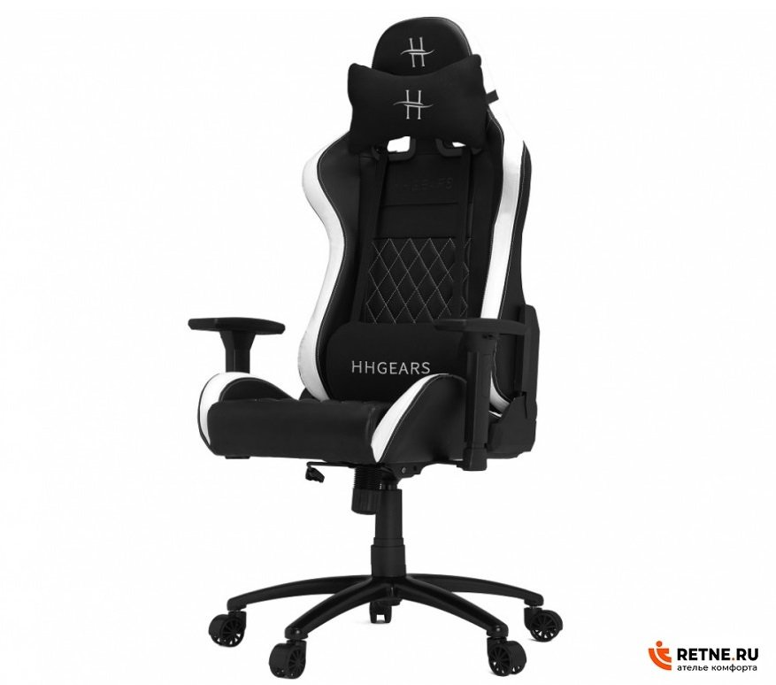 HHGears XL500 Black White HHGears XL500 Black White