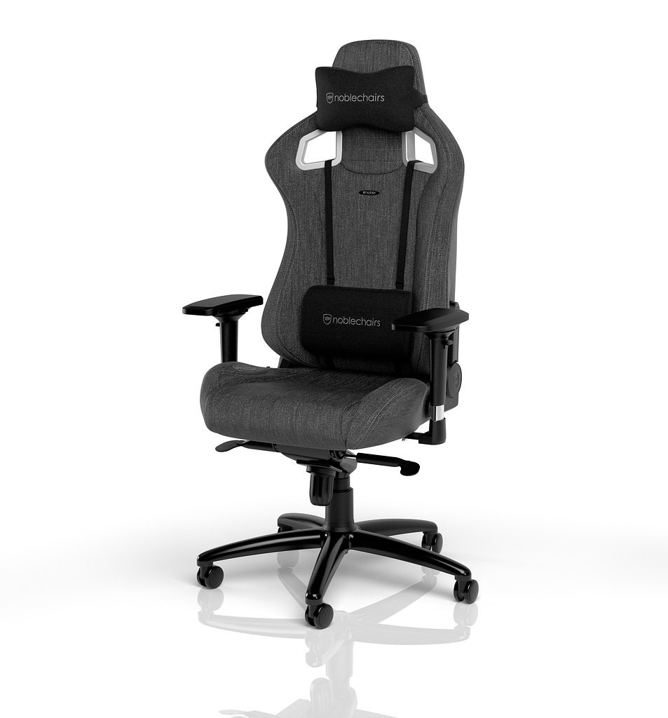 Noblechairs EPIC TX Fabric / anthracite