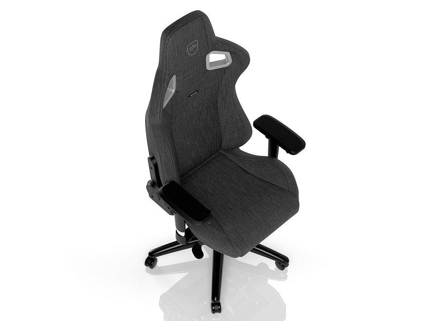 Noblechairs EPIC TX Fabric тканевое игровое кресло