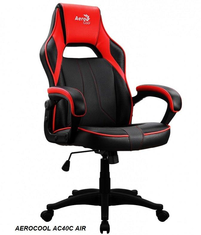 Кресло игровое AEROCOOL AС40C AIR
