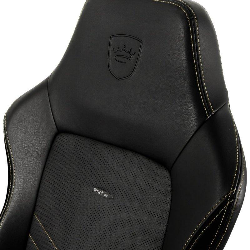 Noblechairs HERO (NBL-HRO-PU-GOL) PU Leather / black/gold