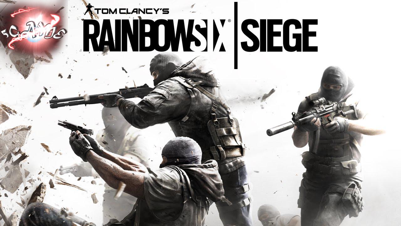 Игра Tom Clancys Rainbow Six Осада - тактический шутер от Ubisoft