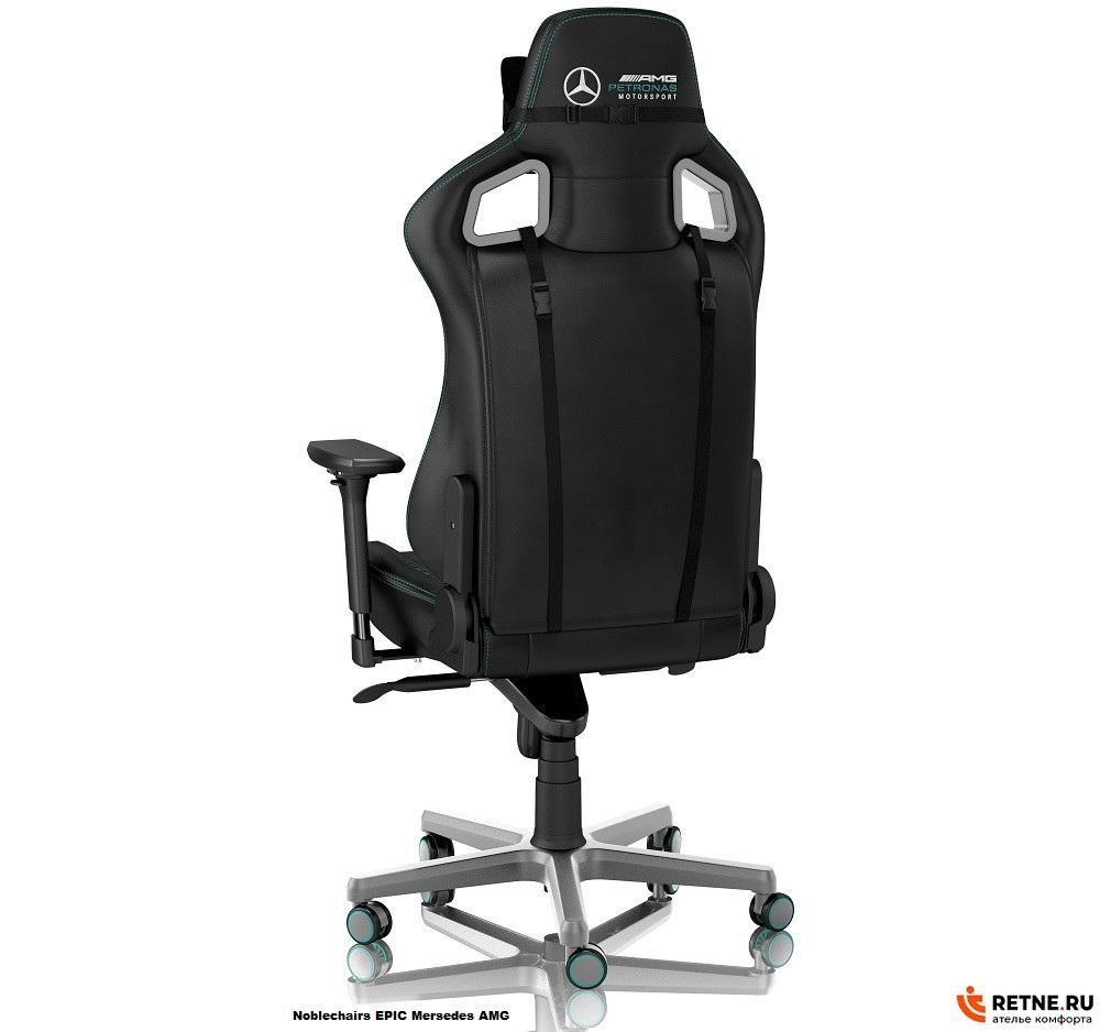 Noblechairs EPIC MERCEDES-AMG PETRONAS MOTORSPORT EDITION
