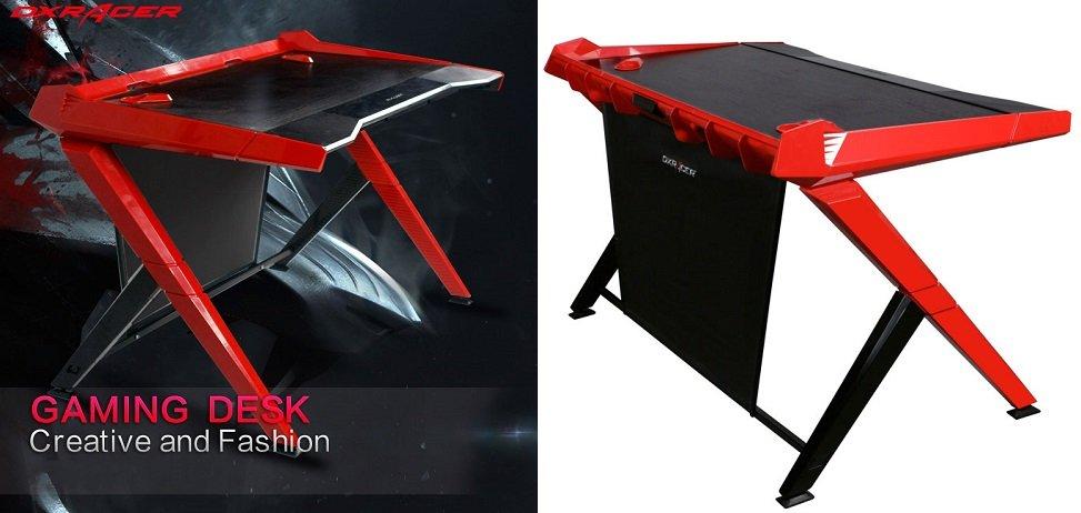 Геймерский стол DXRacer Gaming Desk